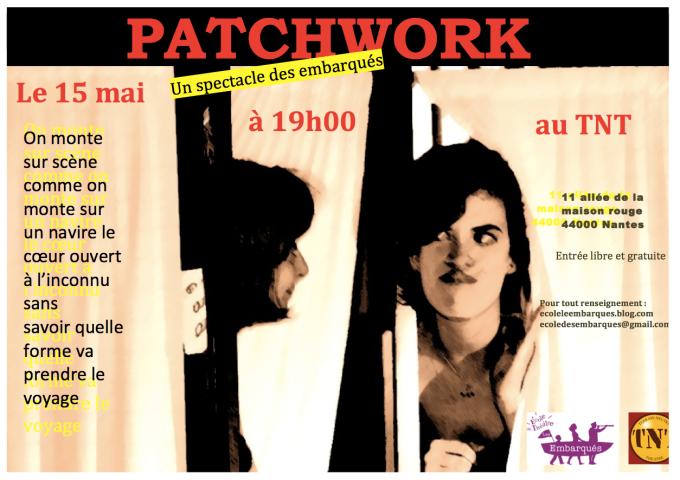 Patchwork - Affiche